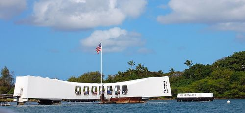 Pearl harbor close up memorial1
